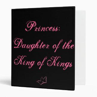 Princess: Daughter of the King of Kings Binder