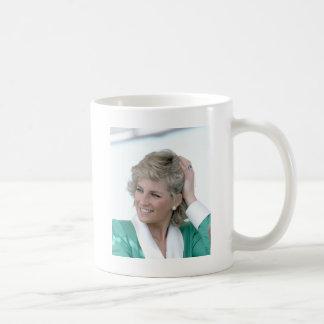 Princess Diana Australia 1988 Coffee Mug