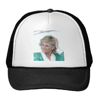 Princess Diana Australia 1988 Cap