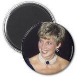 Princess Diana Canada 1991 2 Inch Round Magnet