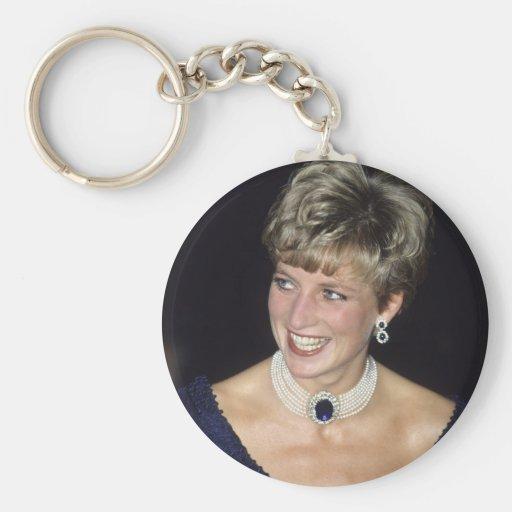 Princess Diana Canada 1991 Keychains