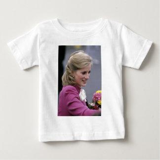 Princess Diana Ealing 1984 Baby T-Shirt