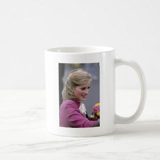 Princess Diana Ealing 1984 Classic White Coffee Mug