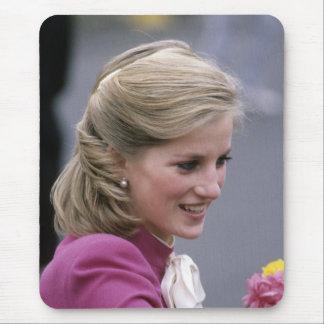 Princess Diana Ealing 1984 Mouse Pad