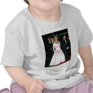 Princess Diana Germany 1987 Tshirt