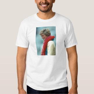 Princess Diana Hong Kong 1989 Shirt