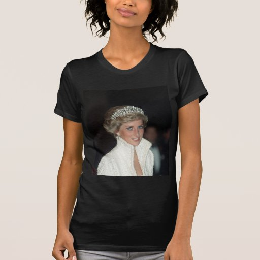 Princess Diana Hong Kong 1989 T Shirt