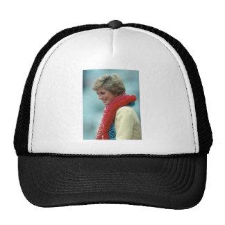 Princess Diana Hong Kong 1989 Trucker Hat