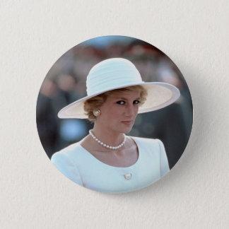 Princess Diana Hungary 1990 Button