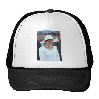 Princess Diana Hungary 1990 Trucker Hat