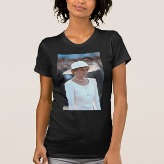 Princess Diana Hungary 1990 T Shirt