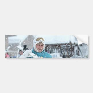 Princess Diana Lech 1992 Car Bumper Sticker