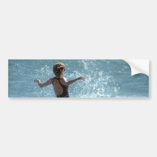Princess Diana Nevis 1993 Bumper Stickers
