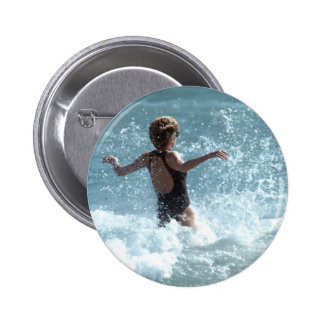 Princess Diana Nevis 1993 Pinback Button