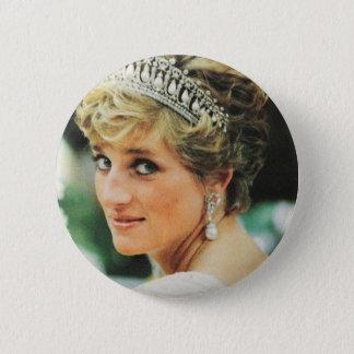Princess Diana of Wales Button