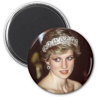 Princess Diana Portugal Magnet