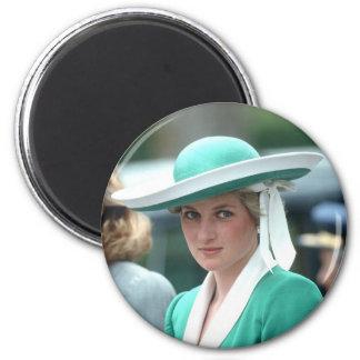 Princess Diana Spain 1987 Fridge Magnets