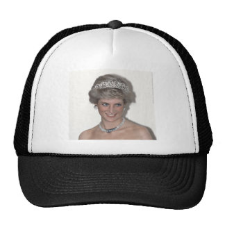 Princess Diana Sparkles in Germany Trucker Hat