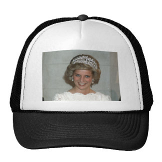 Princess Diana Washington 1985 Cap