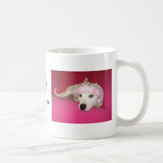 Princess Dog Lucy Coffee Mug