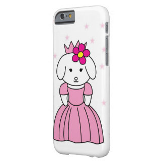 Princess doggy barely there iPhone 6 case