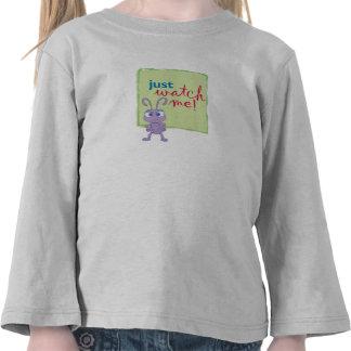 """Princess Dot says """"Just watch me"""" Disney T Shirts"""