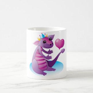 Princess Dragon Coffee Mug