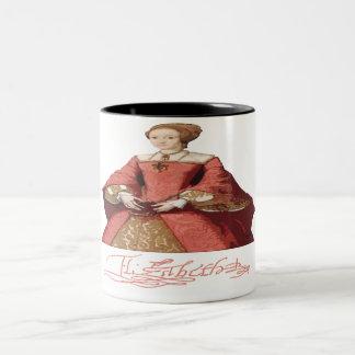 Princess Elizabeth 1 mug