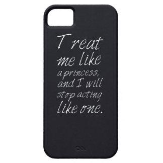 Princess Entitlement iPhone SE/5/5s Case
