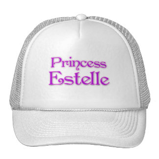 Princess Estelle Mesh Hat