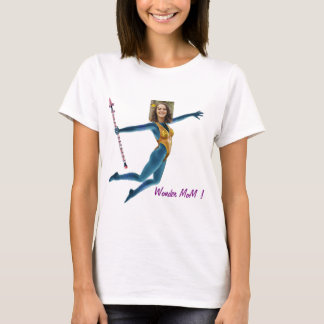 Princess Fairy Wand, Blue - Photo with YOUR - T-Shirt