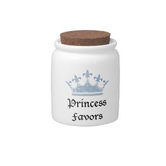 Princess Favor Jar