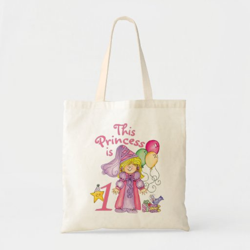 Princess First Birthday Bag
