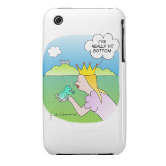 Princess & Frog iPhone 3 Cover