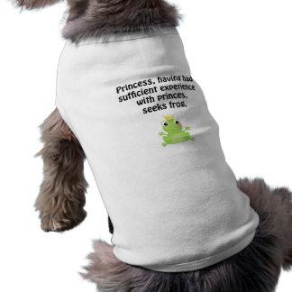 Princess Frog Shirt