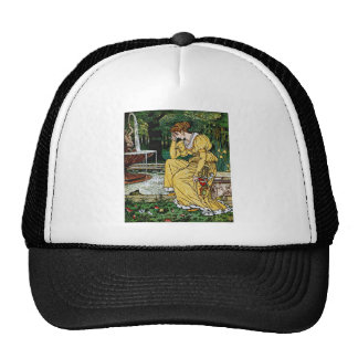 Princess from The Frog Prince Trucker Hat