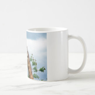 Princess Giraffe Coffee Mug