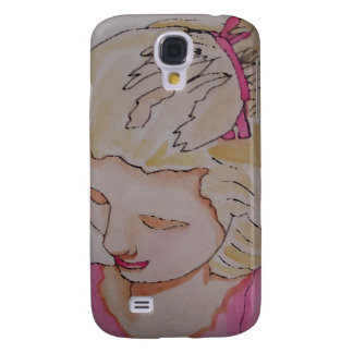 """Princess Girl"" CricketDiane Art & Design Galaxy S4 Case"