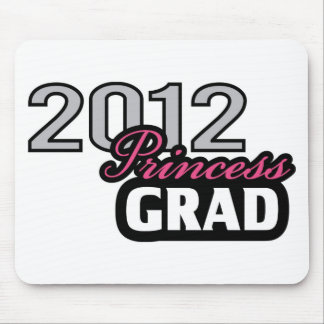 Princess Grad 2012 Mousepad