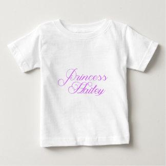 Princess Hailey Baby T-Shirt