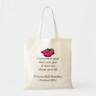 Princess Half Weekend Tote Budget Tote Bag