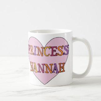 Princess Hannah Coffee Mug
