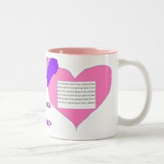 Princess Heart Mug