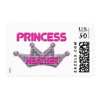 Princess Heather Postage