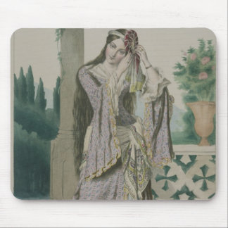 Princess Helen, engraved by the Thierry Brothers, Mouse Pad