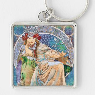 Princess Hyacinth Theater Advertisement Keychain