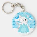 Princess Ice Keychain