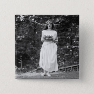 Princess Ida Cantacuzene: 1922 Pinback Button