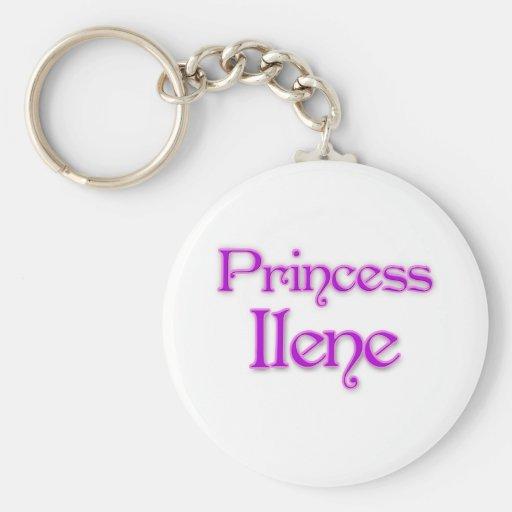 Princess Ilene Key Chains