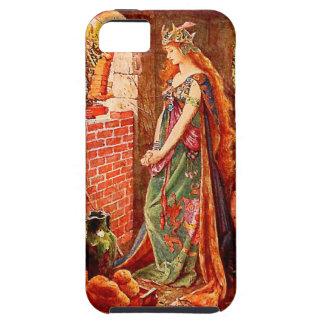 Princess Imprisoned iPhone 5 Cases